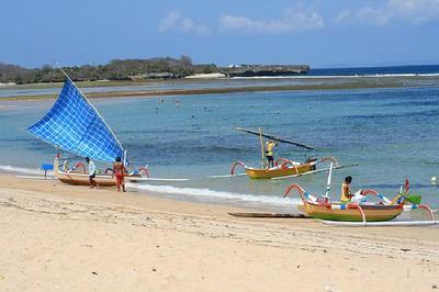 Pantai Nusa Dua, Nusa Dua, Bali