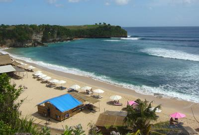Pantai Balangan, Kuta, Bali