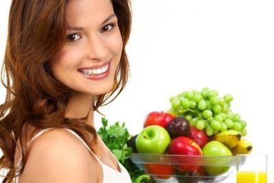 5. Konsumsi Sayuran dan Buah