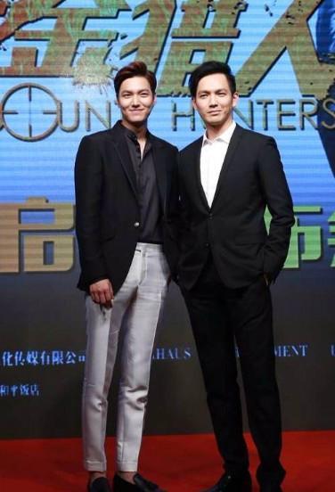 """Lee Min Ho Bintangi Film """"Bounty Hunters"""" Dengan Biaya Termahal"""