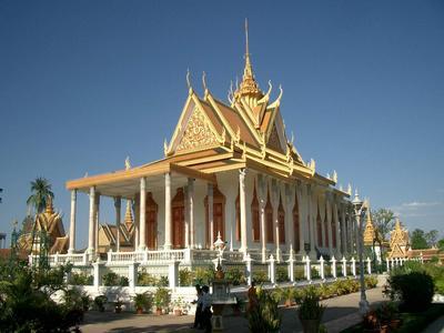3. Kamboja
