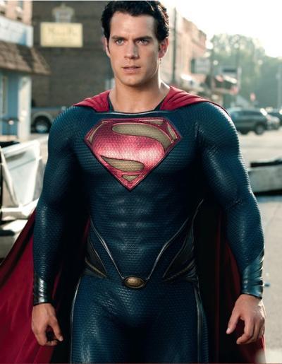 6. Henry Cavill, Superman