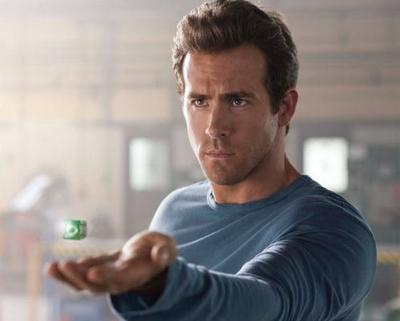 8. Ryan Reynolds, Green Lantern