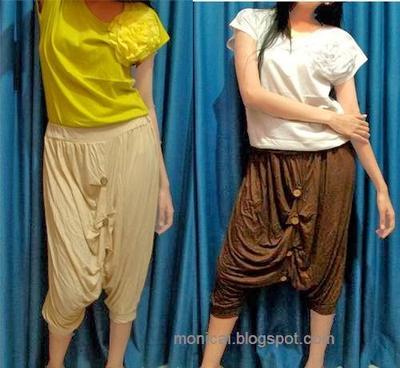 Pilih Bahan Celana dari Linen atau Katun