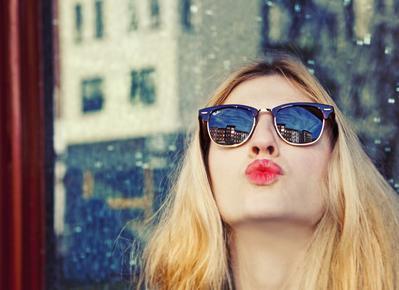 Lindungi Mata dari Sinar UV Dengan Kacamata Hitam