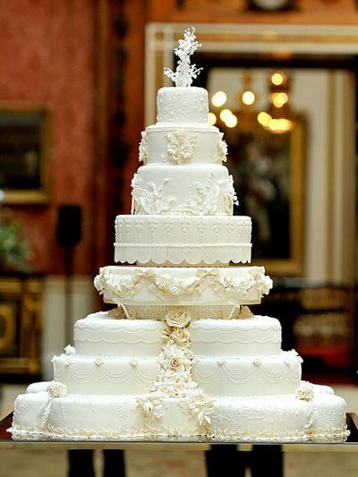 5 Inspirasi Jenis Dekorasi Kue Pernikahan