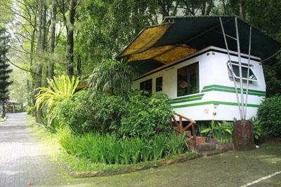 Caravan Camping Ground, Taman Safari, Jawa Barat