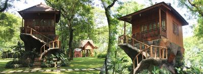 Rumah Pohon Mekarsari, Jawa Barat