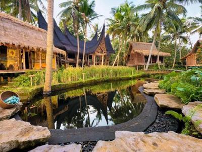 Bambu Indah, Ubud, Bali