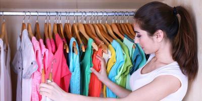 Sesuaikan Pakaian