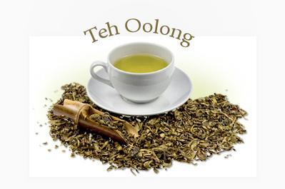 1. Teh Oolong
