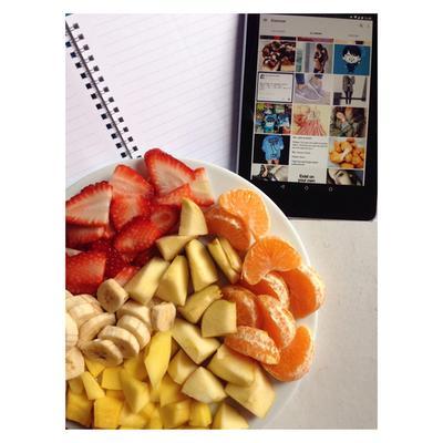 Memulai Fruitarian