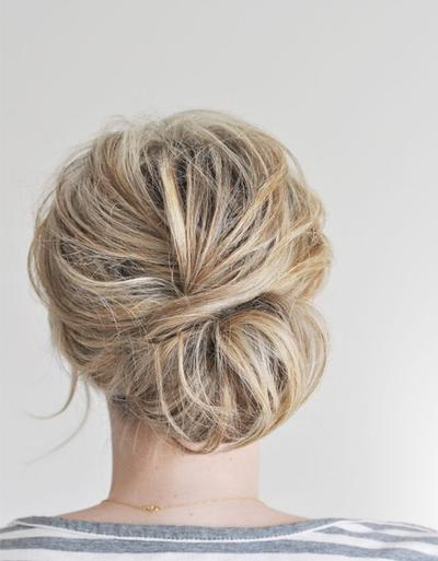 Gaya Rambut Simple dan Praktis untuk Pagi yang Sibuk