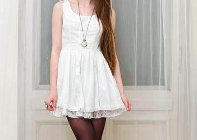 Tips Mempercantik Summer White Dress