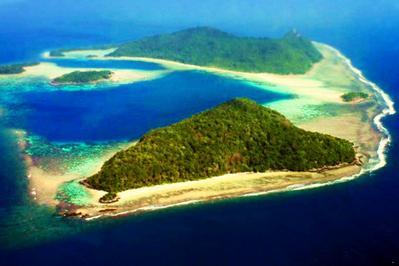 Menjelajahi Keindahan Tersembunyi Pulau Anambas (Bagian 1)