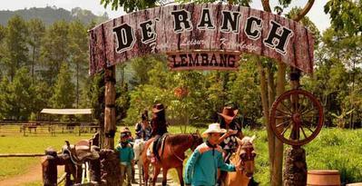 Aktivitas di De'Ranch