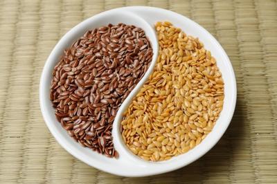 9. Flaxseeds