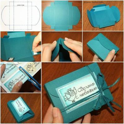 Kotak Hadiah DIY Pilihan untuk Orang Tersayang  aa84342ddf