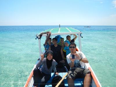 Transportasi Pulau Kodingareng Keke