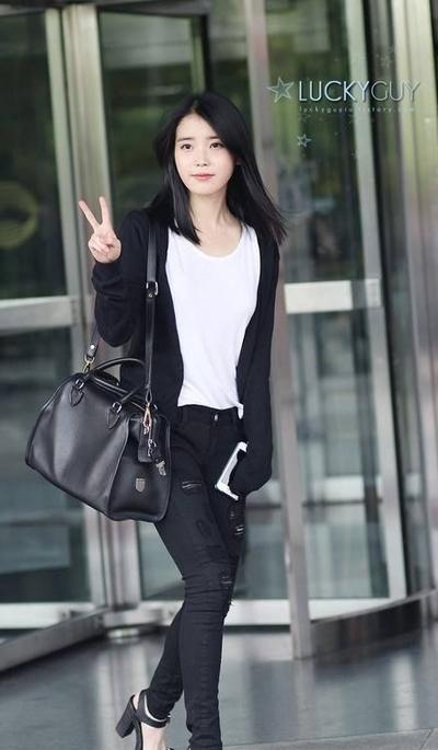 2. Black-White Casual