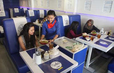 1. The Noodle Airlines Eatery