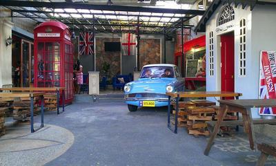 2. Stilrod Cafe