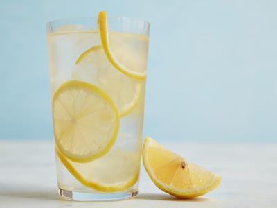 1. Lemon Water