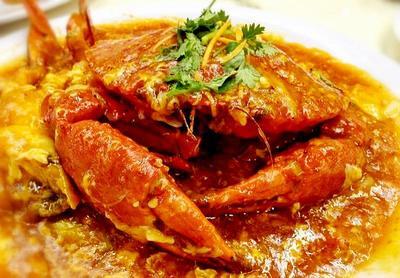 Lezatnya Sepiring Chilli Crab