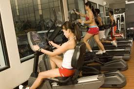 4. Fitness di Hotel