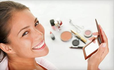 Tampil Cantik Dengan Makeup Kurang dari Rp200.000