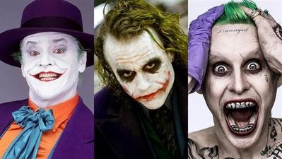 Transformasi Karakter Joker