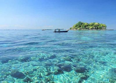 Nikmati Eksotisme Pulau Samalona, Makassar