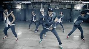 Dancing Machine Boyband K-Pop yang Populer (Bagian 2)