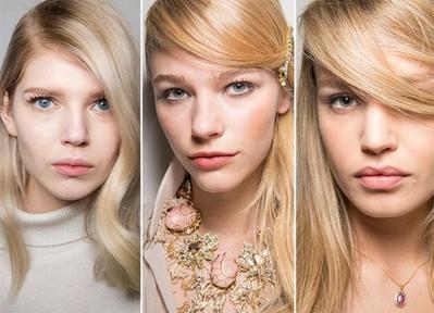 Gaya Rambut Terbaik untuk Wanita Fall-Winter 2015-2016