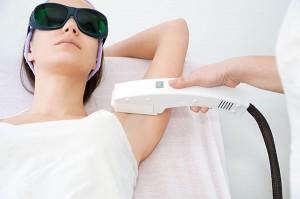 Cara Kerja Laser Hair Removal