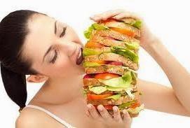 Cara Tepat Mengurangi Nafsu Makan