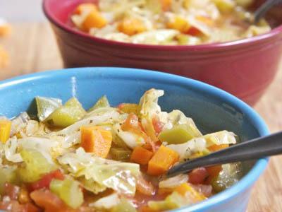 6 Menu Sup untuk Diet