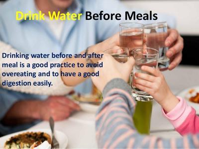 Mau Langsing, Diet Metode Air Putih Saja