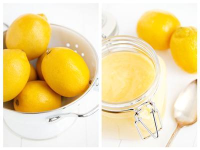 Kulit Jeruk & Air Lemon