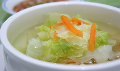 Metode diet Sup kubis