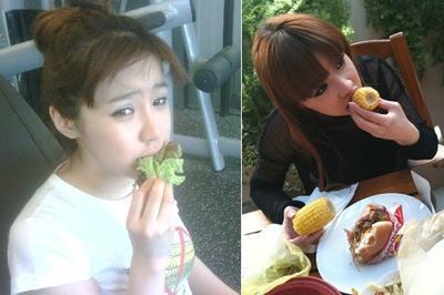 Diet Seperti Apa yang Dilakukan Park Bom?