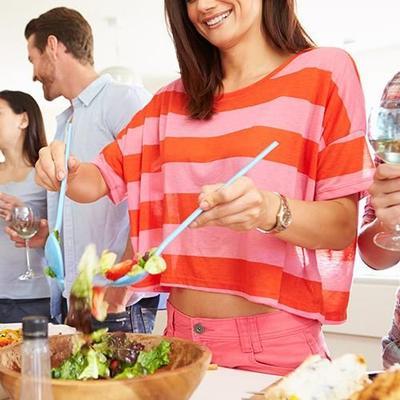 Makanan yang Baik untuk Proses Pengecilan Perut Buncit