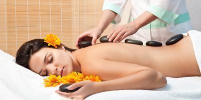 2. Warm Stone Massage