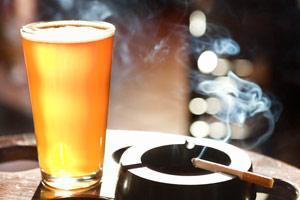 Berhenti Merokok dan Kurangi Alkohol