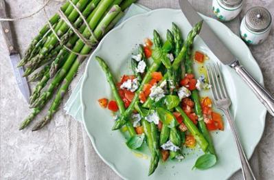 Mengolah Asparagus Sebagai Sayuran untuk Diet