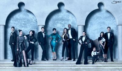Diet Ala Keluarga Kardashian-Jenner