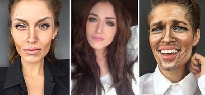Hasil Makeup Menakjubkan dari Rebecca Swift