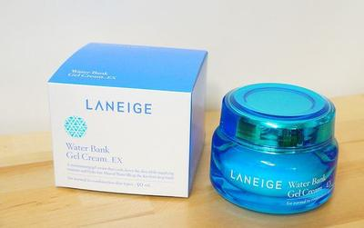 Laneige Water Bank Eye Gel (Review)