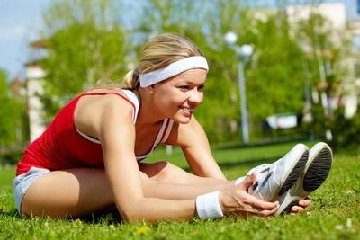 4. Olahraga dan Nutrisi yang Cukup