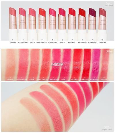 10 Pilihan Warna yang Cantik